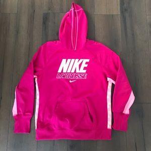 Nike Therma-Fit Lacrosse Hoodie Women's XL